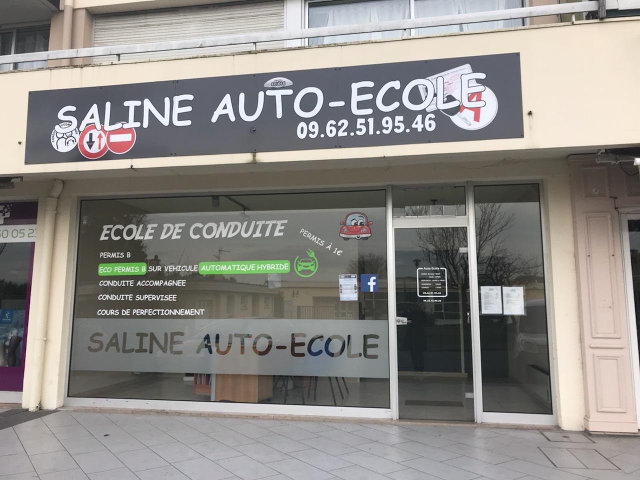 Auto-école Saline