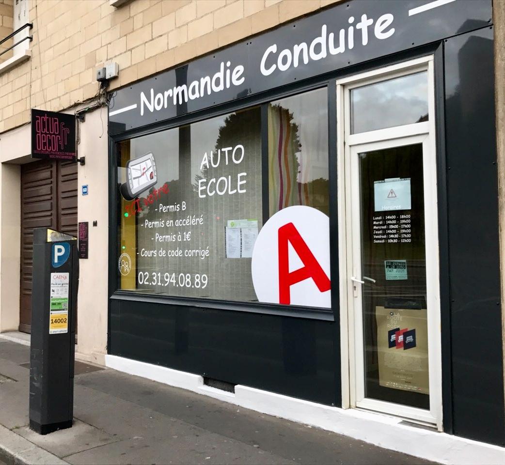 Auto-école Normandie Conduite